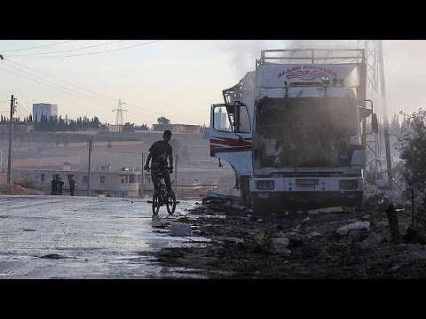 ΟΗΕ: «Βομβαρδισμός από αέρος η επίθεση στο κονβόι στην Συρία»