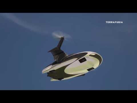 Uber baut fliegendes Auto?