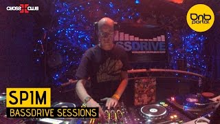 DJ Spim - Live @ Bassdrive Sessions 2015
