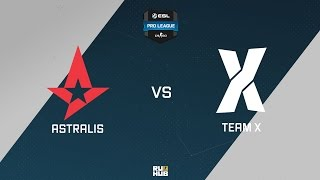 Team X vs Astralis, game 1