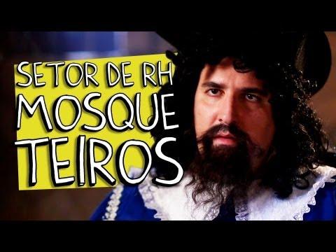 SETOR DE RH - MOSQUETEIROS