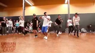 "Lyle Beniga :: ""Cold"" by Kanye West (Choreography) :: Urban Dance Camp"
