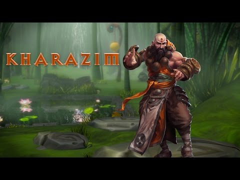 Tráiler de Kharazim - Heroes of the Storm