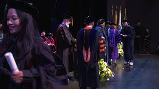 2018 UB school of public health and health professions commencement part two of three.