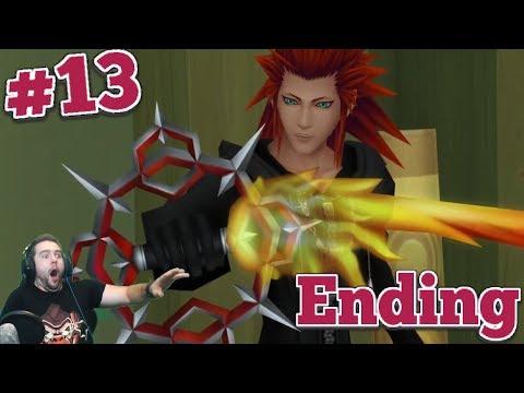 Final Fantasy Peasant Kingdom Hearts: KH remix (PS4) DDD - End, Credits & Secret Ending!