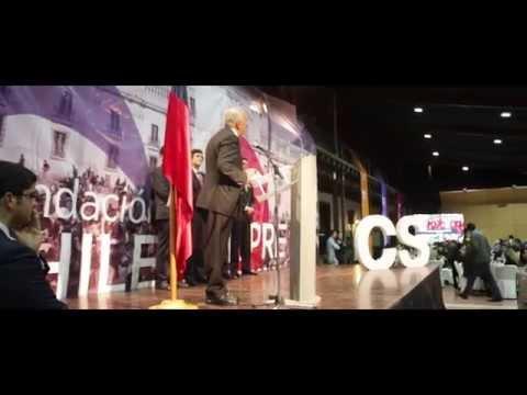 [2014] Comida ChileSiempre - Premio Nacional Servicio Público