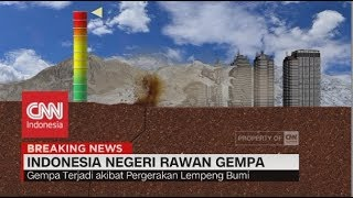 Video Rawan Gempa, Indonesia Duduki Posisi nomor 3 Negeri Rawan Gempa di Dunia MP3, 3GP, MP4, WEBM, AVI, FLV April 2019