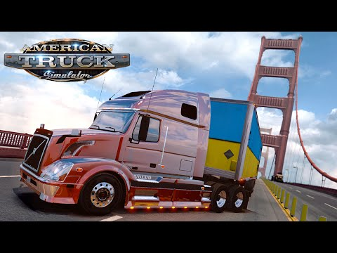 Volvo VNL 670 for ATS 00