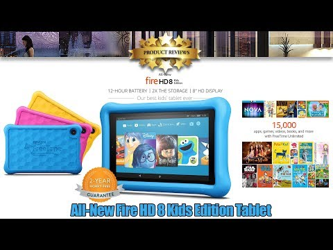 All-New Fire HD 8 Kids Edition Tablet | 8