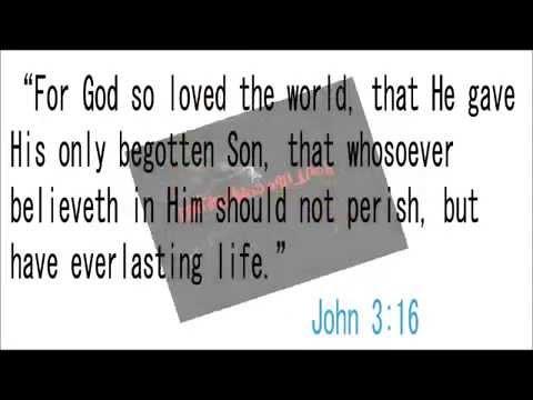 Making John 3:16 Personal