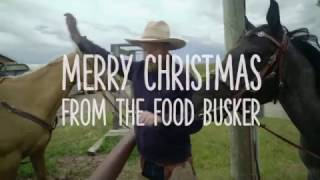 MERRY CHRISTMAS by Food Busker