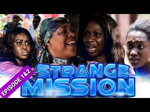 STRANGE MISSION EPISODE 1 & 2-((YOUTUBE MOVIE OF THE YEAR)2020 LATEST NOLLYWOOD NIGERIAN MOVIE