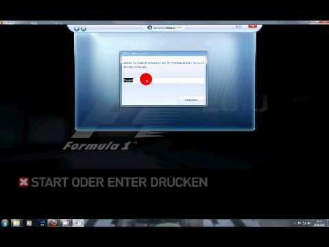 F1 2010 Offline Account erstellen |HD|