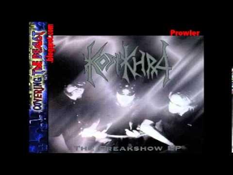 Tekst piosenki Konkhra - Prowler po polsku