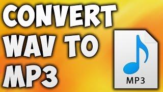 Download Lagu How To Convert WAV TO MP3 Online - Best WAV TO MP3 Converter [BEGINNER'S TUTORIAL] Mp3