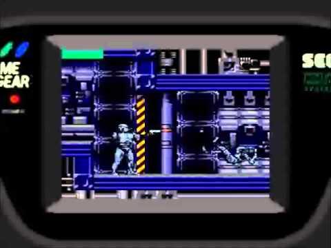 robocop vs terminator sega game gear