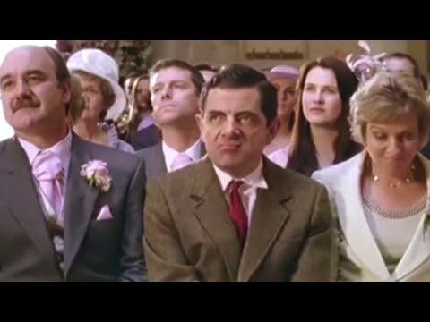 One Wedding and a Funeral | Funny Clip | Classic Mr Bean