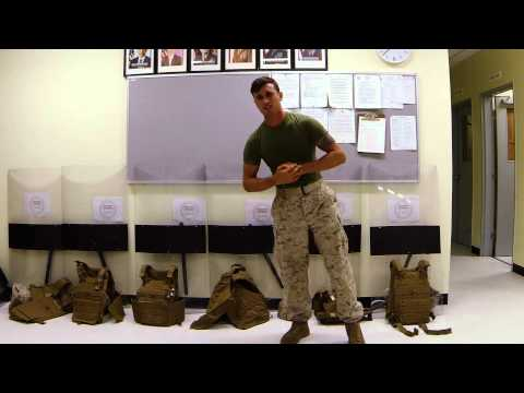 Pitch Perfect Audition Scene Military Parody