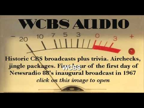 "WCBS Radio ""More Than Just The Headlines"" Jingle Package Mp3"