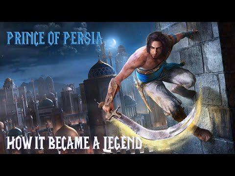 Prince Of Persia - История серии.