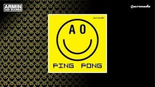 Armin van Buuren「Ping Pong 」