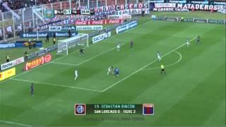 Todos Los Goles. Fecha 10. Torneo Primera División 2014. Fútbol Para Todos
