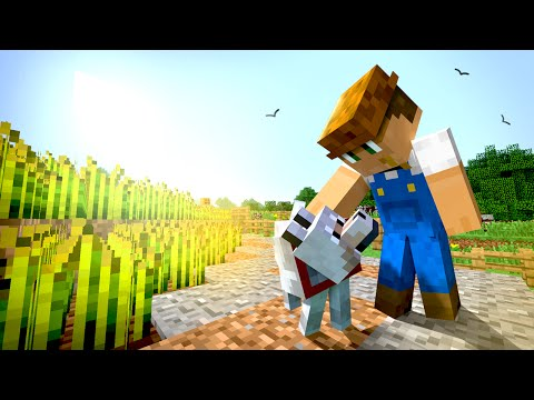Life of a Farmer - Minecraft Machinima/Short Film/Movie