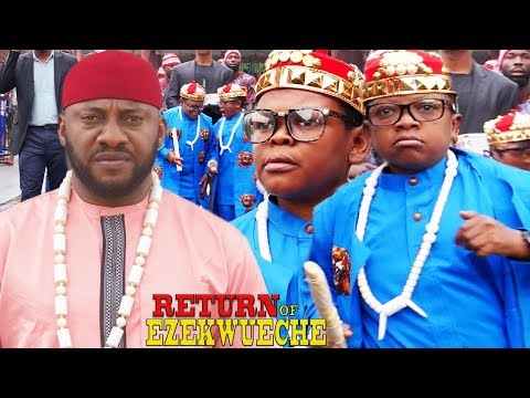 RETURN OF EZEKWUECHE SEASON  9  - YUL EDOCHIE|AKI&PAWPAW|2019 LATEST NIGERIAN NOLLYWOOD MOVIE