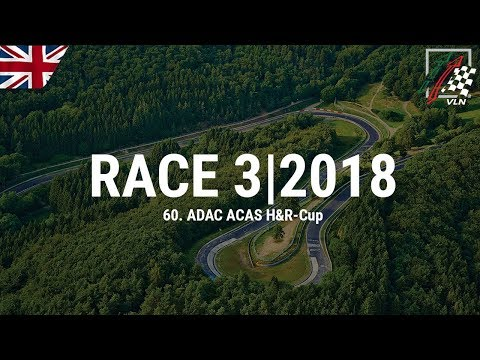 RE-LIVE: 3rd round VLN at the Nürburgring 2018