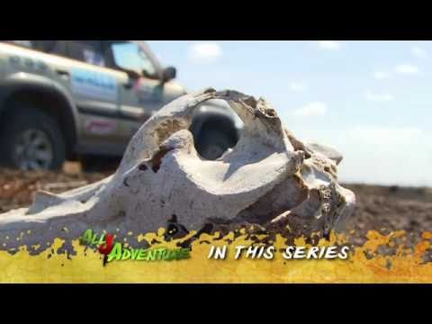 4x4 action, fishing and fish hook dangers in Series 2: Cape York ► All 4 Adventure TV