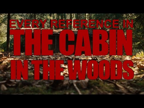 every - Help Support the Show: http://www.patreon.com/goodbadflicks www.goodbadflicks.com Happy Halloween! I dissect the outstanding horror film The Cabin in the Woods and point out as many references ...