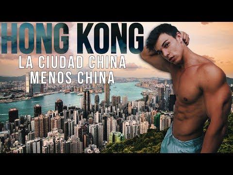 HONG KONG, LA CIUDAD MÁS FITNESS DE CHINA