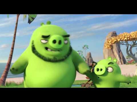 Populární hru Angry Birds ve filmu představuje nový trailer. Podívejte se na video!