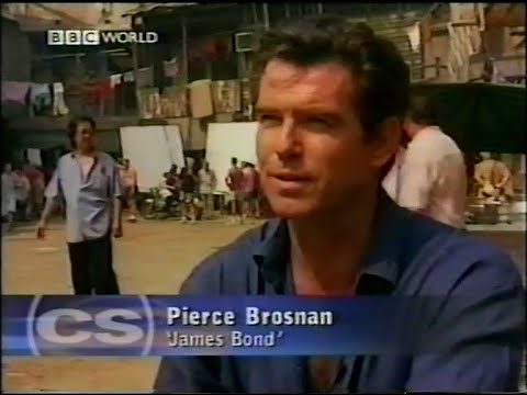 Pierce Brosnan Interview 1997