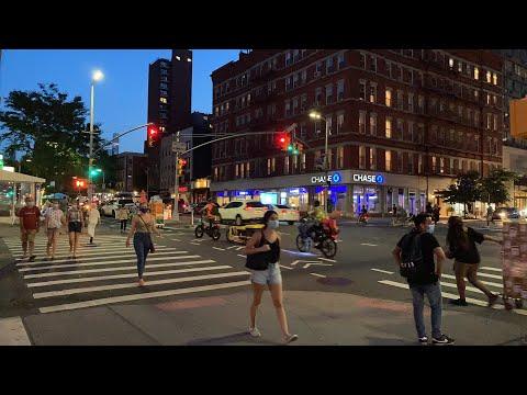 NYC LIVE Walking Upper East Side (July 27, 2020)