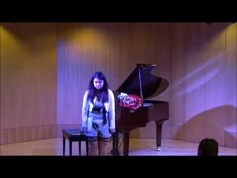 Ετήσια Μαθητική Συναυλία Πιάνου 16/ 03/ 2018 Μέρος Δεύτερο