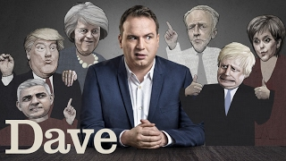 Unspun With Matt Forde | Political Satire on Dave
