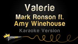 Video Mark Ronson ft. Amy Winehouse - Valerie (Karaoke Version) MP3, 3GP, MP4, WEBM, AVI, FLV Juli 2018