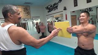 Video Can You Break a Board With a 1 Inch Punch? MP3, 3GP, MP4, WEBM, AVI, FLV Juni 2019