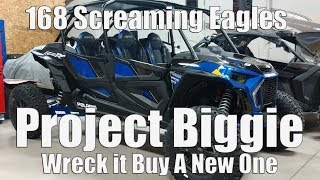 10. Project Biggie | 2019 Polaris Turbo S 4 Introduction 168 HP