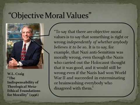 objective morality essay Morality as the object of ethics: ethics is the philosophical theory of morality  which is the systematic  virtues and vices and other essays in moral  philosophy.
