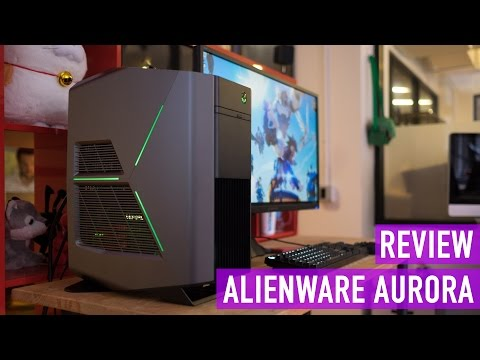 Alienware Aurora R5 review