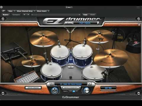 Toontrack EZ Drummer demo