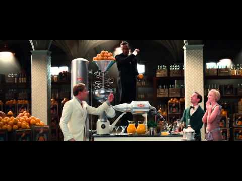 The Great Gatsby- Young and Beautiful Scene HD