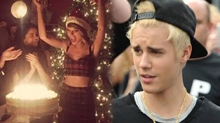 Selena Gomez Cried Over Justin at Taylor's Birthday Party?