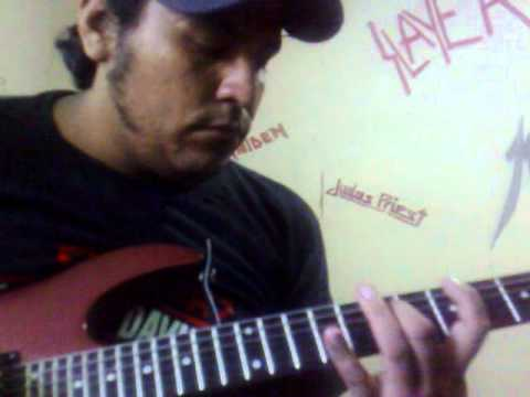 red hot chili peppers otherside cover guitar by wildchih