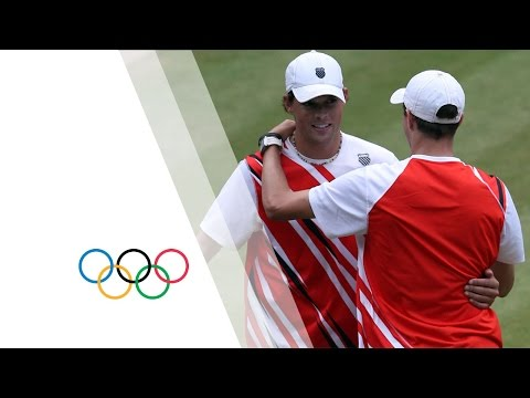 Tennis Men's Doubles Finals – USA v FRA – Full Replay — London 2012 Olympic Games