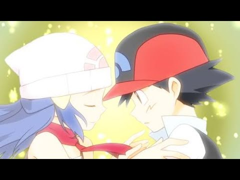Pearlshipping Ash X Dawn SORRY♥Amv