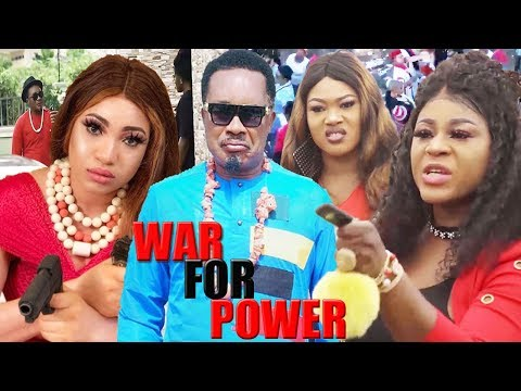 WAR FOR POWER season 1 - [NEW MOVIE] JERRY AMILO/ DESTINY ETIKO Latest Nigerian Nollywood Movie