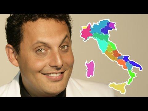enrico brignano - i dialetti d'italia